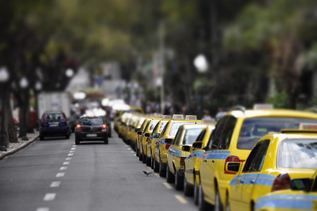 Taxis on Sardenia